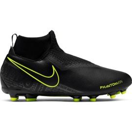 Nike Phantom Vsn Academy Df FG / MG Jr AO3287-007 fodboldsko