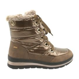 Støvler brun membran Caprice 26221