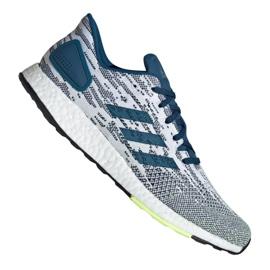 Grå Adidas PureBoost Dpr M B37789 sko