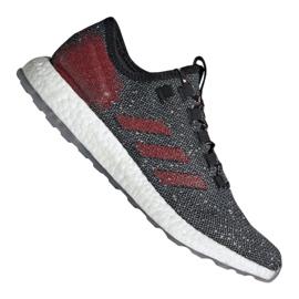 Grå Adidas PureBoost M B37777 sko