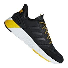 Sort Adidas Questarstrike M G25770 sko