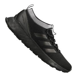 Sort Adidas Questar Ride M B44806 sko