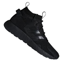 Sort Adidas Questarstrike Mid M G25774 sko