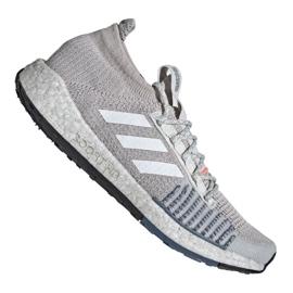 Grå Adidas PulseBOOST Hd m M G26931 sko