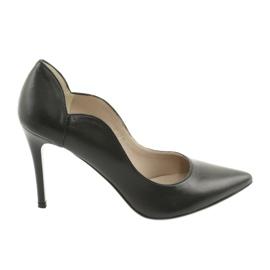 Kaniowski kvinders pumper 0226 sort