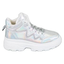 Seastar Isolerede sneakers grå