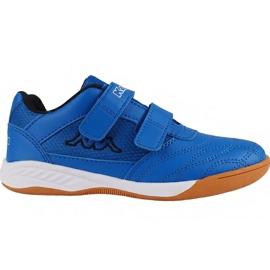 Blå Kappa Kickoff Jr 260509K 6011 sko