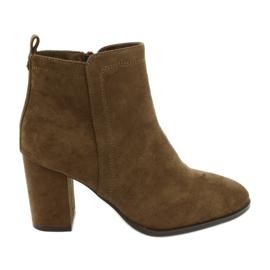 Sergio Leone 520 kamelstøvler brun