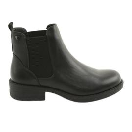 Sorte støvler Sergio Leone 552