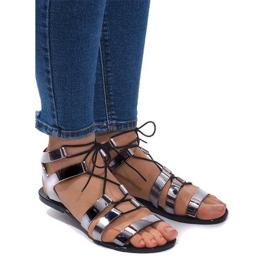 Meliski PT-9126 sorte sandaler