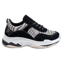 Kylie Zebra Print sneakers