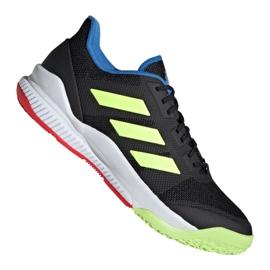 Adidas Stabil Bounce M BD7412 sko sort sort