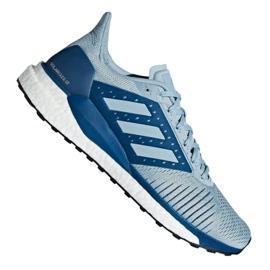 Grå Adidas Solar Glide St M D97074 sko