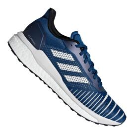 Blå Adidas Solar Drive M G28966 sko