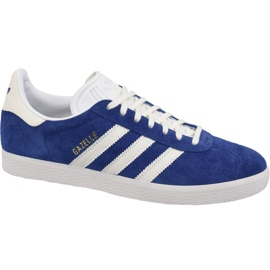 Blå Adidas Originals Gazelle B41648 sko