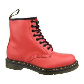 Rød Dr. sko Martens 1460W 24614636