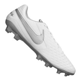 Nike Legend 8 Pro Fg M AT6133-100 hvid