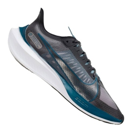 Grå Nike Zoom Gravity M BQ3202-002 sko