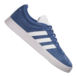 Blå Adidas Vl Court 2.0 M DA9873 sko