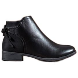 SHELOVET sort Klassiske støvler