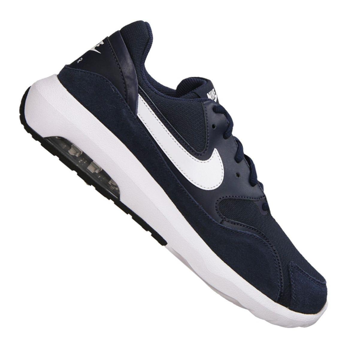 Køb Nike Fritidssko Drenge Nike Air Max Vision Hvide