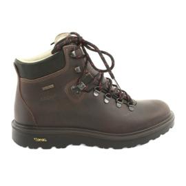 Brun Grisport brown trekking sko