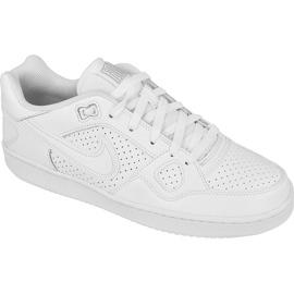 Hvid Nike Sportswear Son Of Force W 615153-109 sko