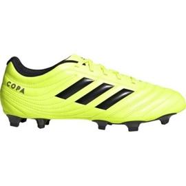 Adidas Copa 19.4 Fg M F35499 fodboldsko