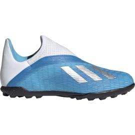 Adidas X 19.3 Ll Tf Jr EF9123 fodboldsko