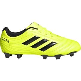 Adidas Copa 19.4 Fg Jr F35461 fodboldsko