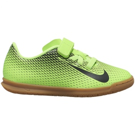 Indendørs sko Nike Bravata X Ii Ic Jr 844439-303