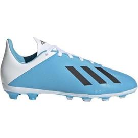 Adidas X 19.4 FxG Jr F35361 fodboldsko