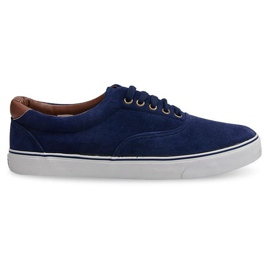 Navy Klassiske sneakers Konverter 1002 marineblå
