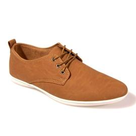 Brun Stilfulde sko -82 kamel
