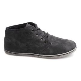 Fashionable Høj Sneakers TL354 Grå
