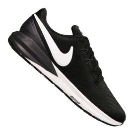 Sort Nike Air Zoom Structure 22 M AA1636-002 sko