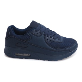 Sneakers Trainers X915 Navy Blue B733