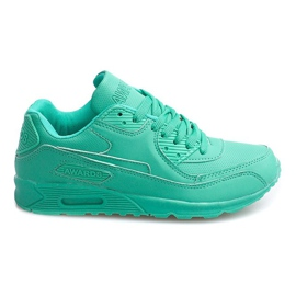 Grøn Sneakers Trainers Neon LC4005 Mint
