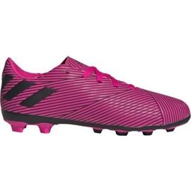 Adidas Nemeziz 19.4 FxG Jr F99949 fodboldsko