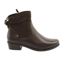 Caprice 25335 brune kvinders støvler