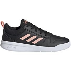 Sort Adidas Tensaur Jr EF1083 sko
