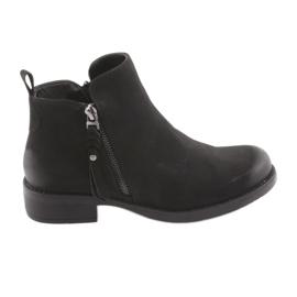 Sorte støvler Sergio Leone 554