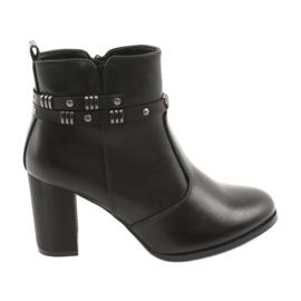 Damestøvler Sergio Leone 517 sort