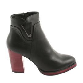 Sorte støvler Sergio Leone 537