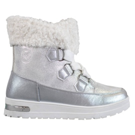Varme snestøvler fra MCKEYLOR grå