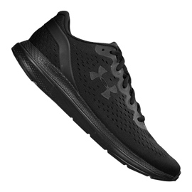 Sort Under Armour Charged Impulse M 3021950-003 sko
