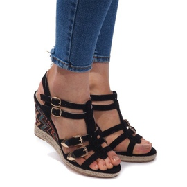 Kile sandaler 5H5671 Sort