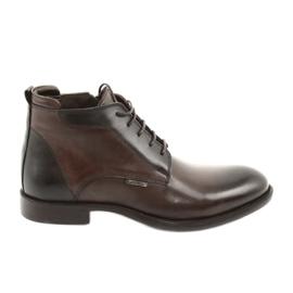 Vinterstøvler fra Badura brun