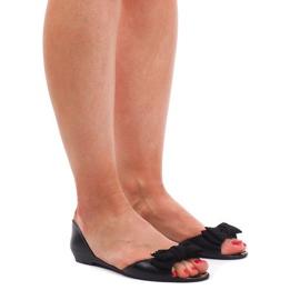 Meliski KM01 sorte sandaler