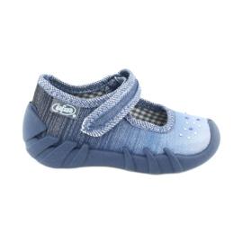 Befado børnesko 109P186 blå